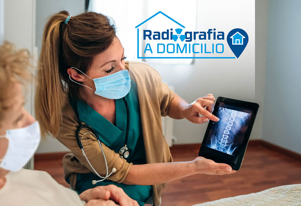 radiografia a casa